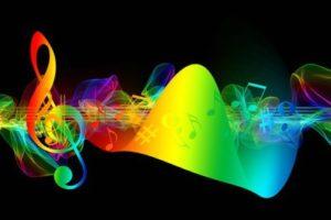 скрипичный ключ. иллюстрация