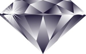 диамант. иллюстрация