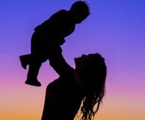 мама с ребенком. фото