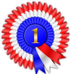 символ награды. иллюстрация