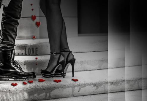 любовь, чувственность. фото