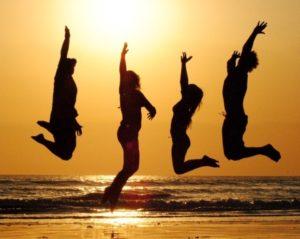 счастливые люди. фото