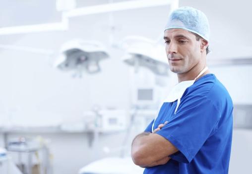 сотрудник здравоохранения