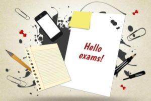 предметы для письма и учебы. иллюстрация