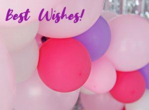 разноцветные воздушные шары. фото