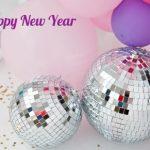 воздушные и елочные шары. фото