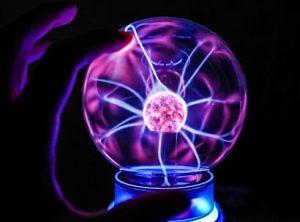 световой шар