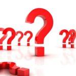 Множество вопросов. иллюстрация